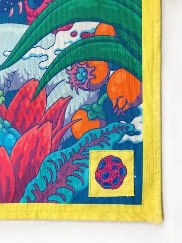 Bang Sangho - Blooming Animals (Detail 2)