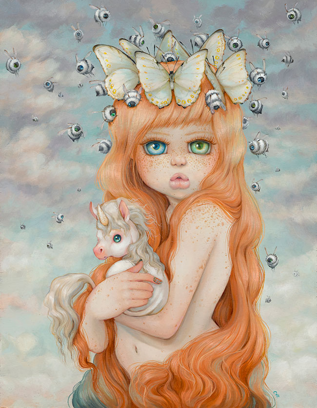 Camilla d'Errico - Unicorn Girl