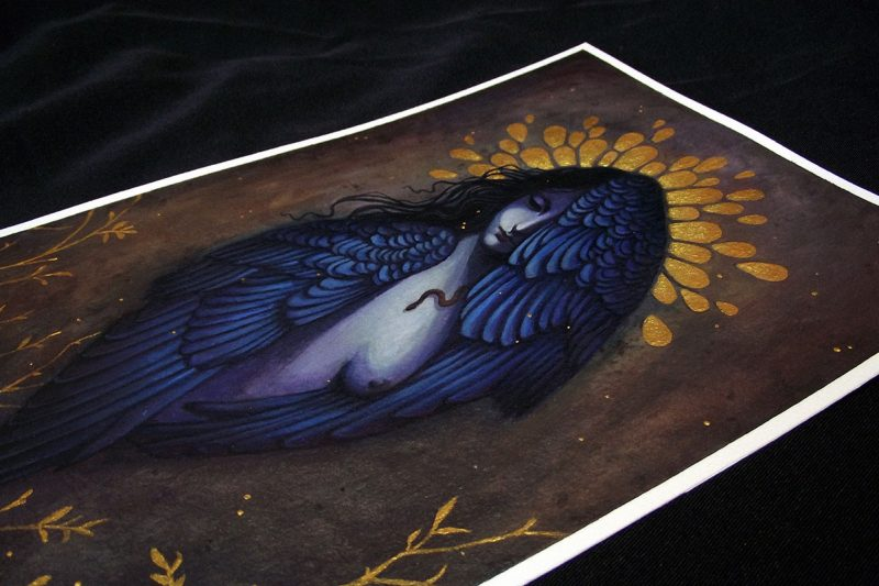 Caroline Jamhour - Divine Fertility (Detail 1)