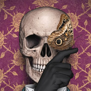 Gianluca 'Tenia' Gambino - Eye of the Soul (Detail 1)
