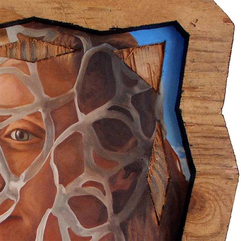 Peter Adamyan - The Net (Detail 2)
