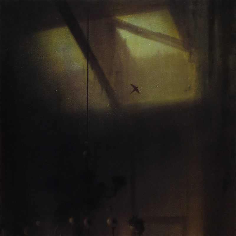 Peter van Straten - George (Detail 2)