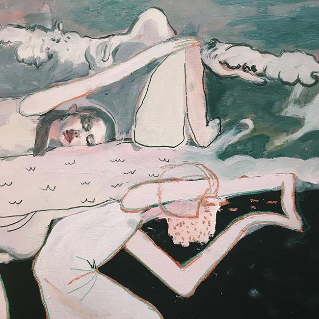 WOW x WOW Gallery - Super Reverie - Alexandra Levasseur (WIP)