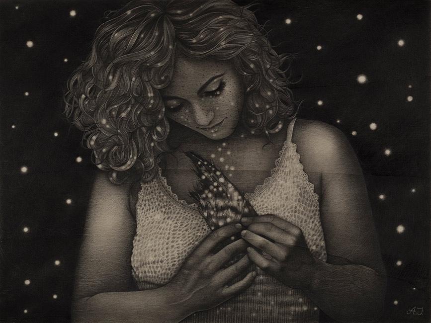 Alessia Iannetti - Black