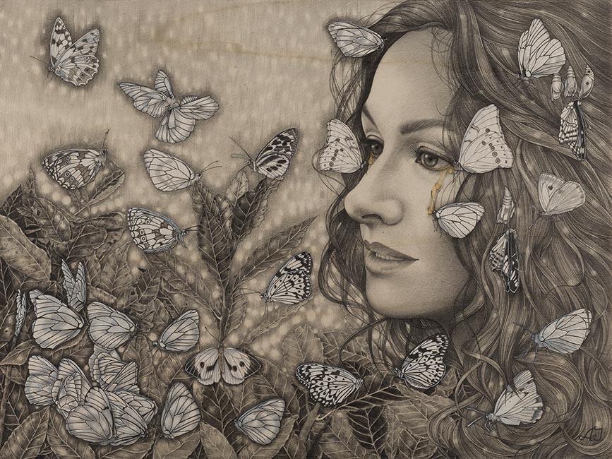 Alessia Iannetti - Lacryphagy