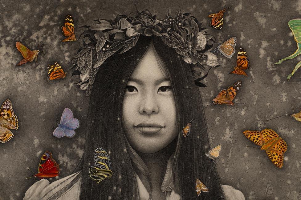 Alessia Iannetti - Yufu (Detail 1)