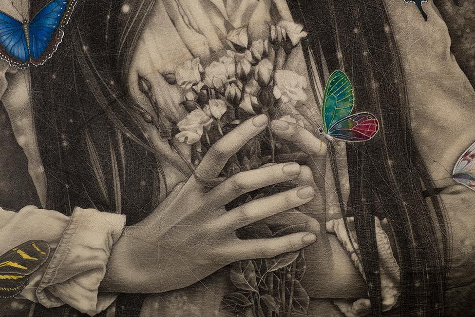 Alessia Iannetti - Yufu (Detail 2)
