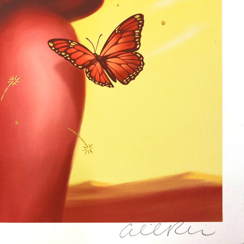 Allison Reimold - Desert Rose (Signature)