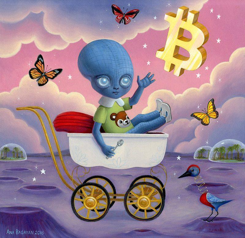 Ana Bagayan - Bitcoin Baby Blues