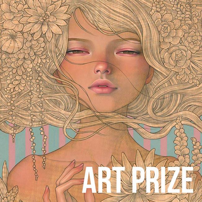 BBM Art Prize - Audrey Kawasaki
