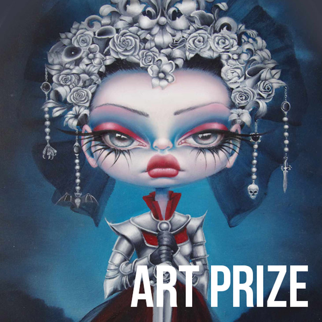 BBM Art Prize - Marie Larkin