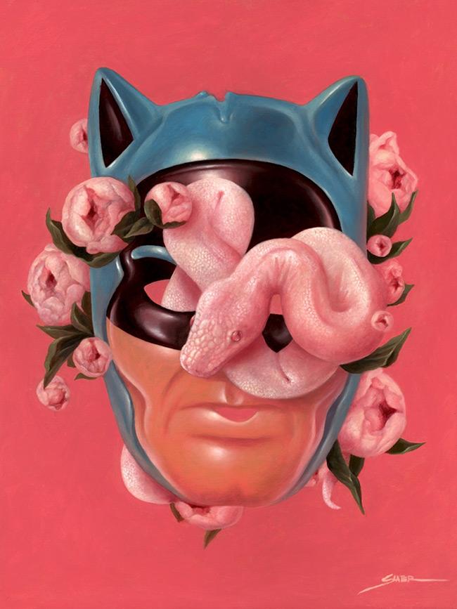 Bennett Slater - Mask on a Mask