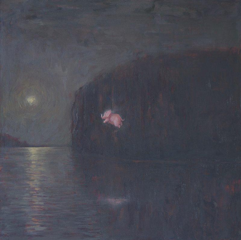Brad Gray - The Moon and Six Pounds