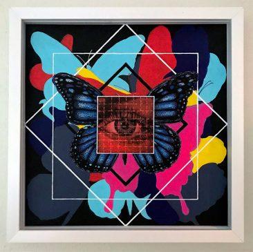 Colin Frangicetto - LSD-25 (Framed - Front)