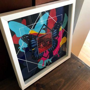 Colin Frangicetto - LSD-25 (Framed - Side)