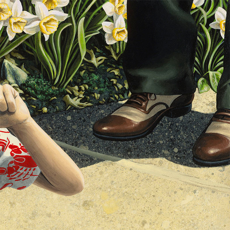 Gregory Ferrand - Oh What A World (Detail 3)