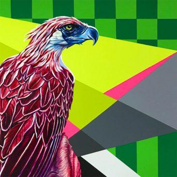 Kaleidoskull - Griffin (Detail 1)