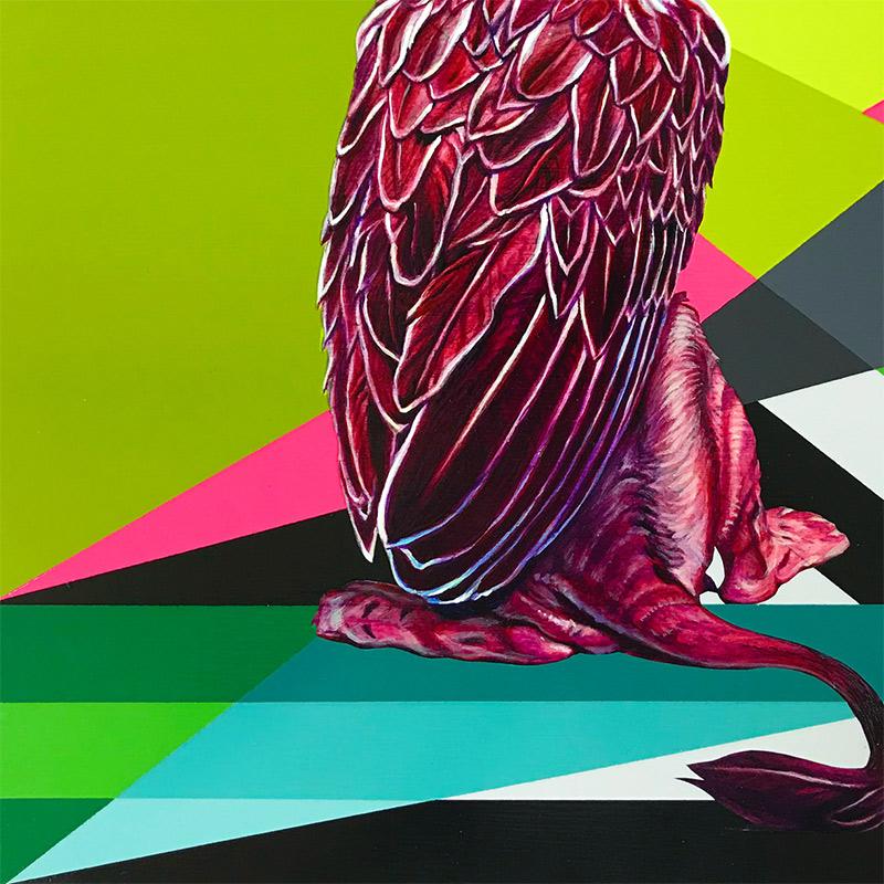Kaleidoskull - Griffin (Detail 2)