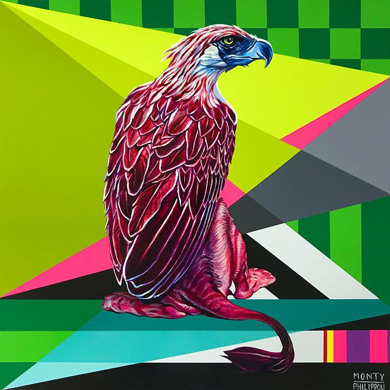 Kaleidoskull - Griffin