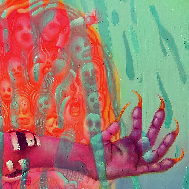 Michael Page - Float (Detail 3)