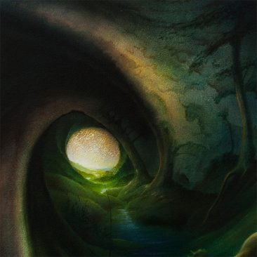 Peter van Straten - A Call Unanswered Rings Forever (Detail 4)