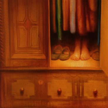 Peter van Straten - You Cannot Find What Isn't Hidden (Detail 2)