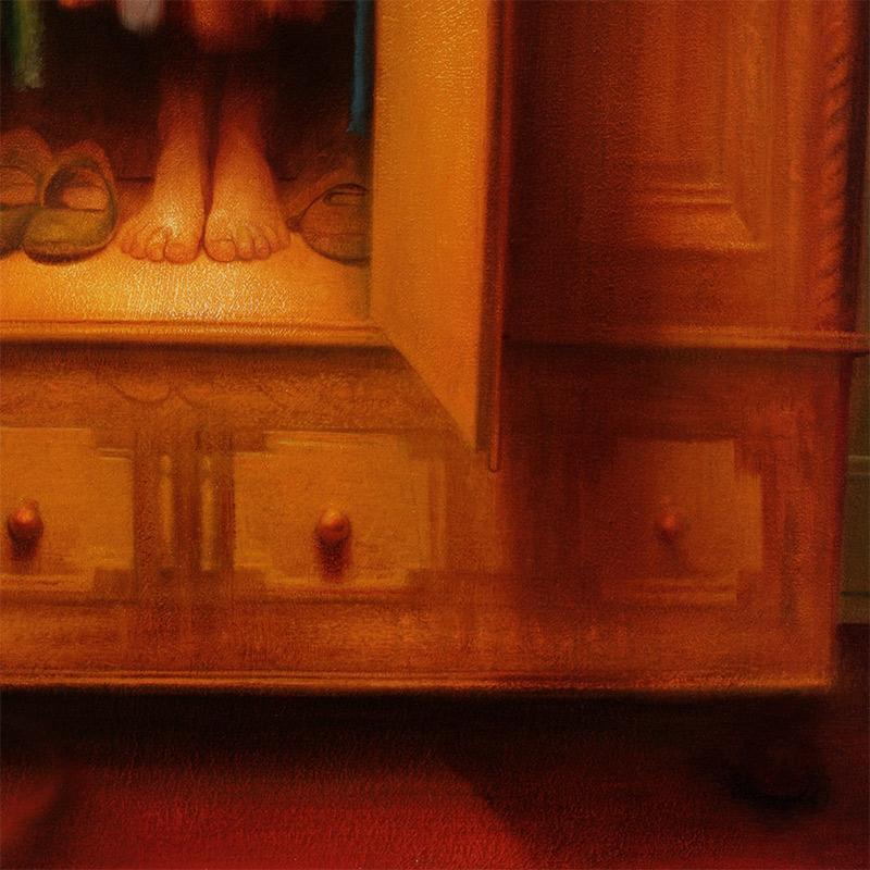 Peter van Straten - You Cannot Find What Isn't Hidden (Detail 3)
