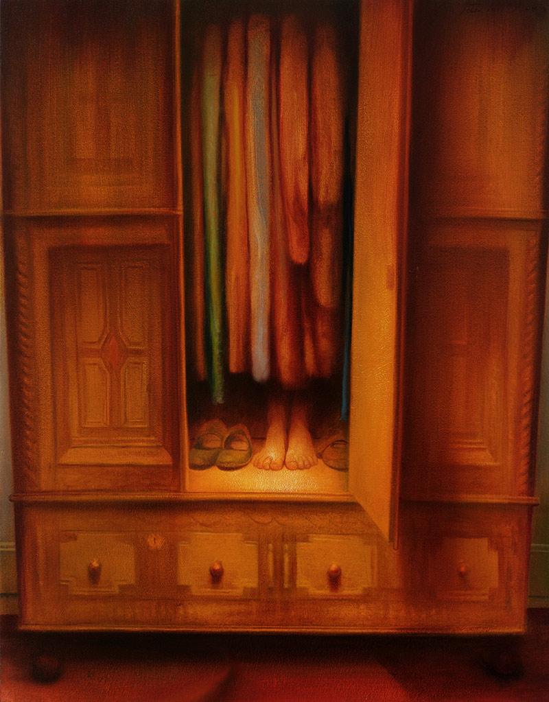 Peter van Straten - You Cannot Find What Isn't Hidden