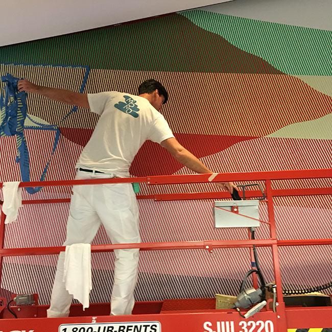 Sean Mahan - Mural