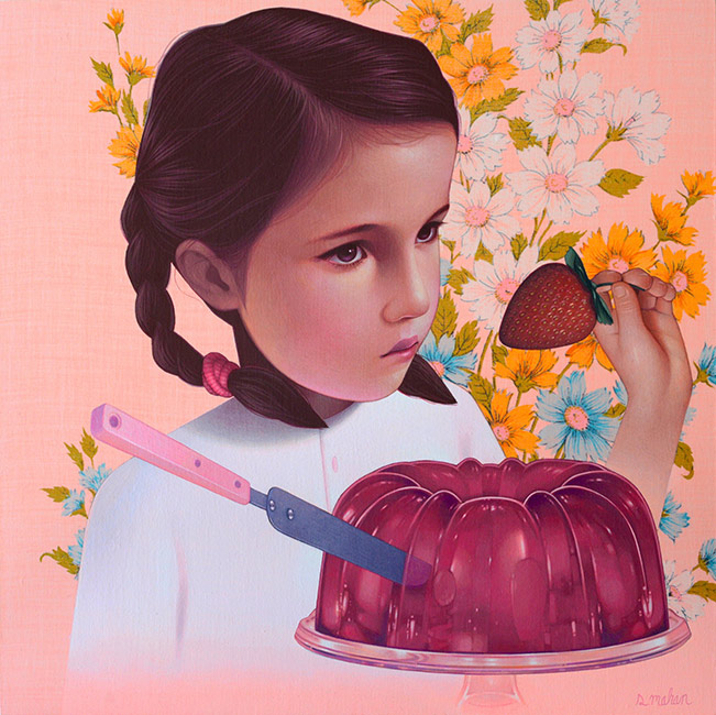 Sean Mahan - Strawberry