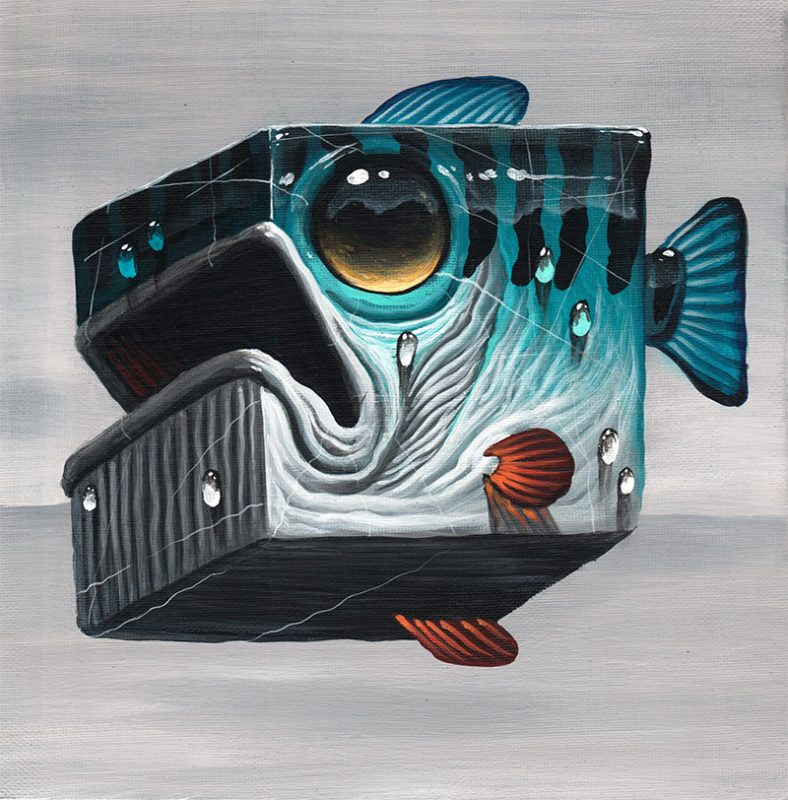 Veks Van Hillik - Le Gros Cube