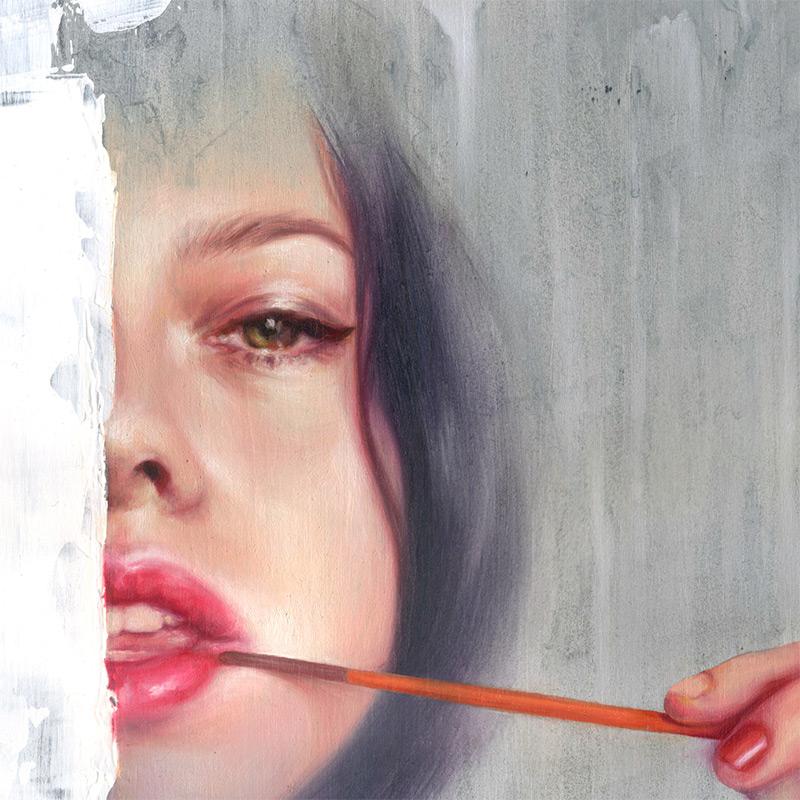 Zofia Bogusz - Faded (Detail 1)