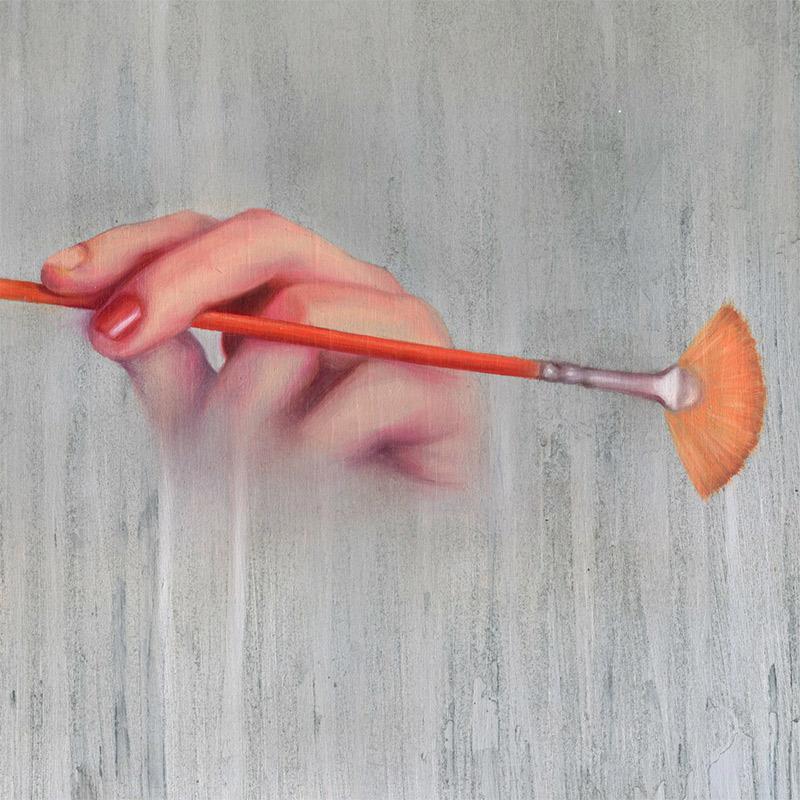 Zofia Bogusz - Faded (Detail 2)