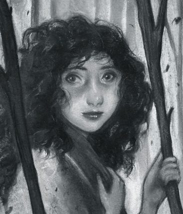Ashly Lovett - Traipse (Detail)