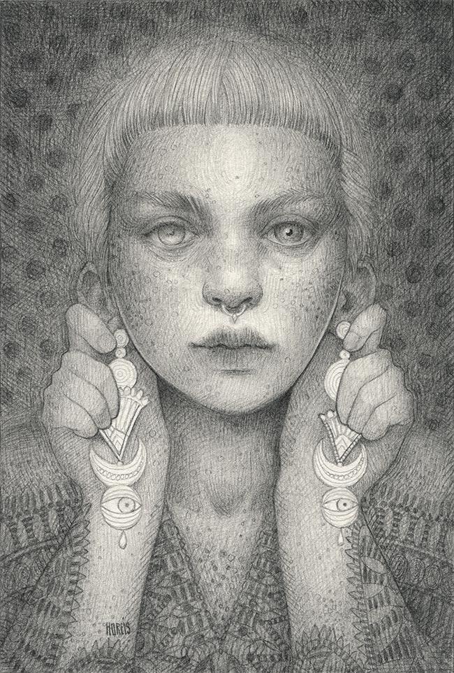Chantal Horeis - Sun and Moon