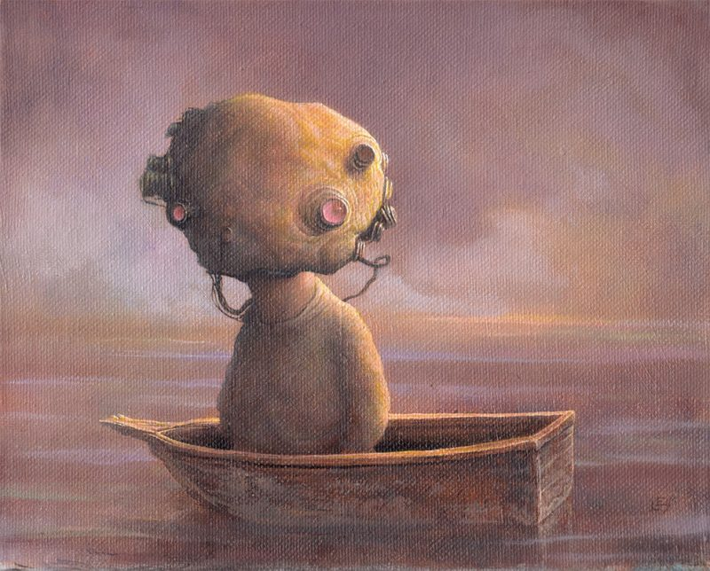 Chris Leib - Refugee