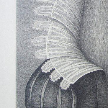 David Alvarez - Peacock (Detail 2)