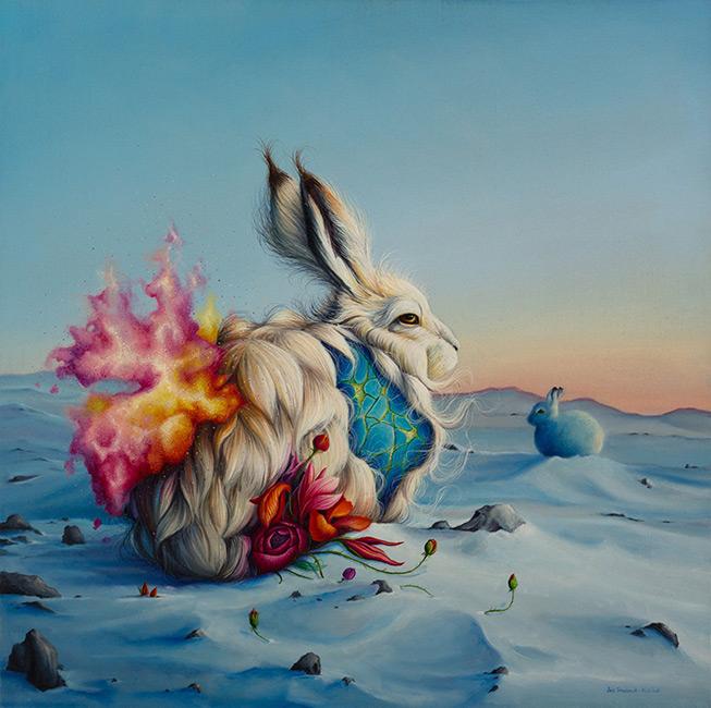 Ewa Pronnczuk-Kuziak - Arctic Hare