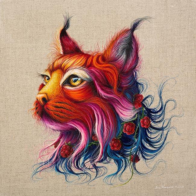 Ewa Pronnczuk-Kuziak - Lynx