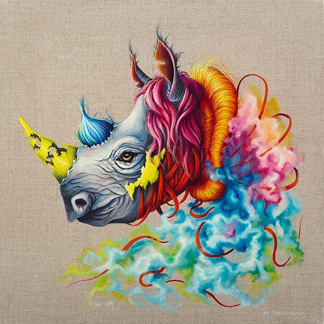 Ewa Pronnczuk-Kuziak - Rhino