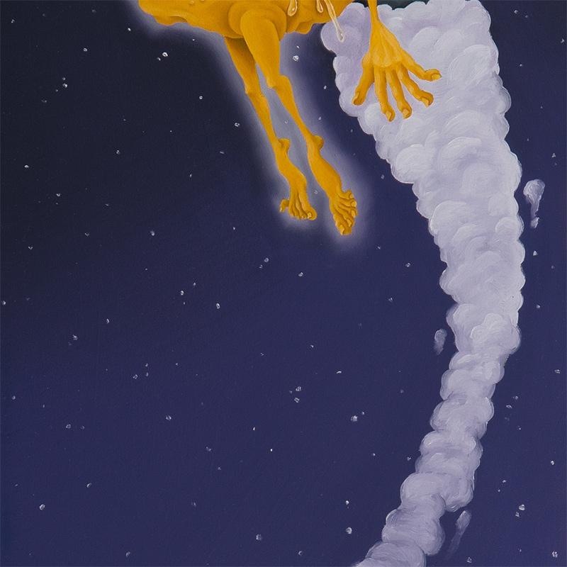 Jay Hollopeter - Planet Hopping (Detail 2)