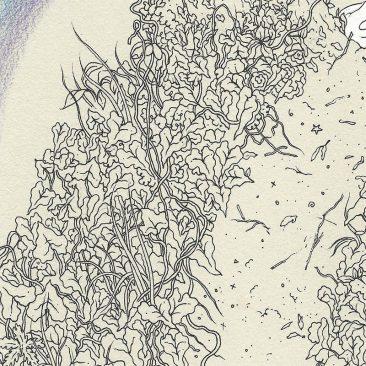 Jenna Andersen - A Long Way Off (Detail 3)