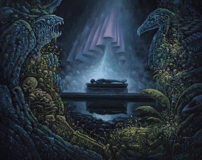 Jesse Jacobi - Excarnation Altar