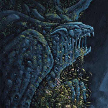 Jesse Jacobi - Excarnation Altar (Detail 1)