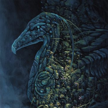 Jesse Jacobi - Excarnation Altar (Detail 2)