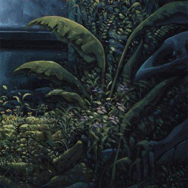 Jesse Jacobi - Excarnation Altar (Detail 4)