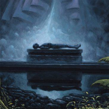 Jesse Jacobi - Excarnation Altar (Detail 5)