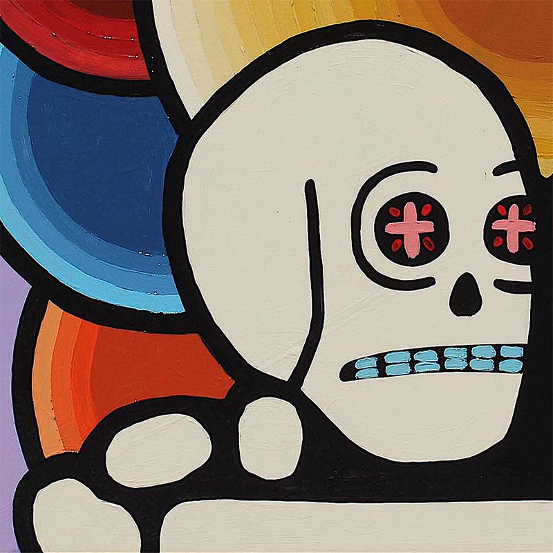 Mike Egan - Looking at You to Die (Detail 2)