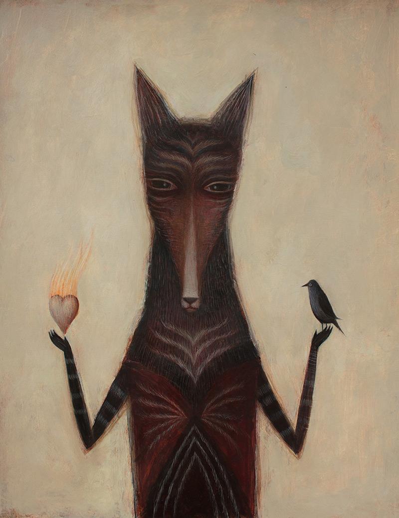 Paul Barnes - Wolf