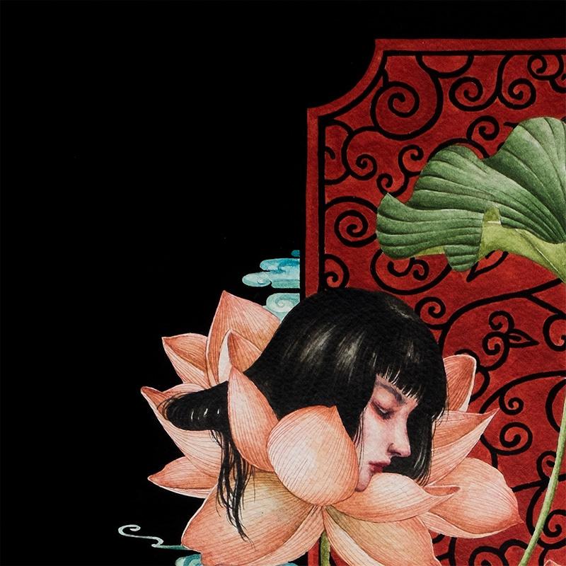 Phuong Nguyen - Awaken (Detail 1)